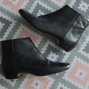 Nine West Huggins Leather Boots